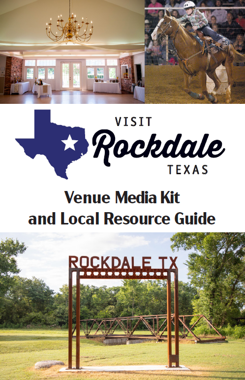Rockdale Venue Media Kit Cover