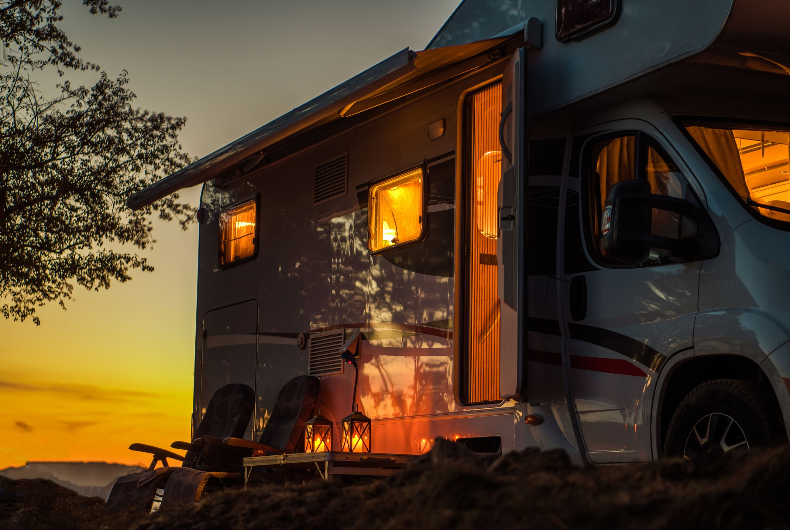 Sunset RV Campsite