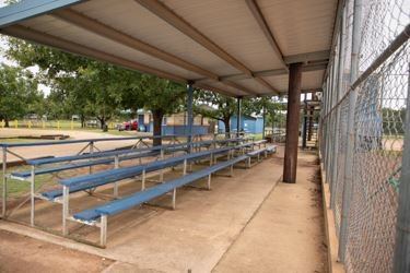 Covered Bleachers