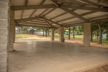 1500 sqft covered pavilion is available for rent