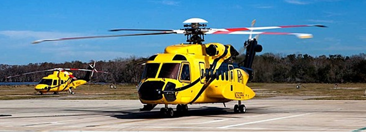 EMS Helicopter