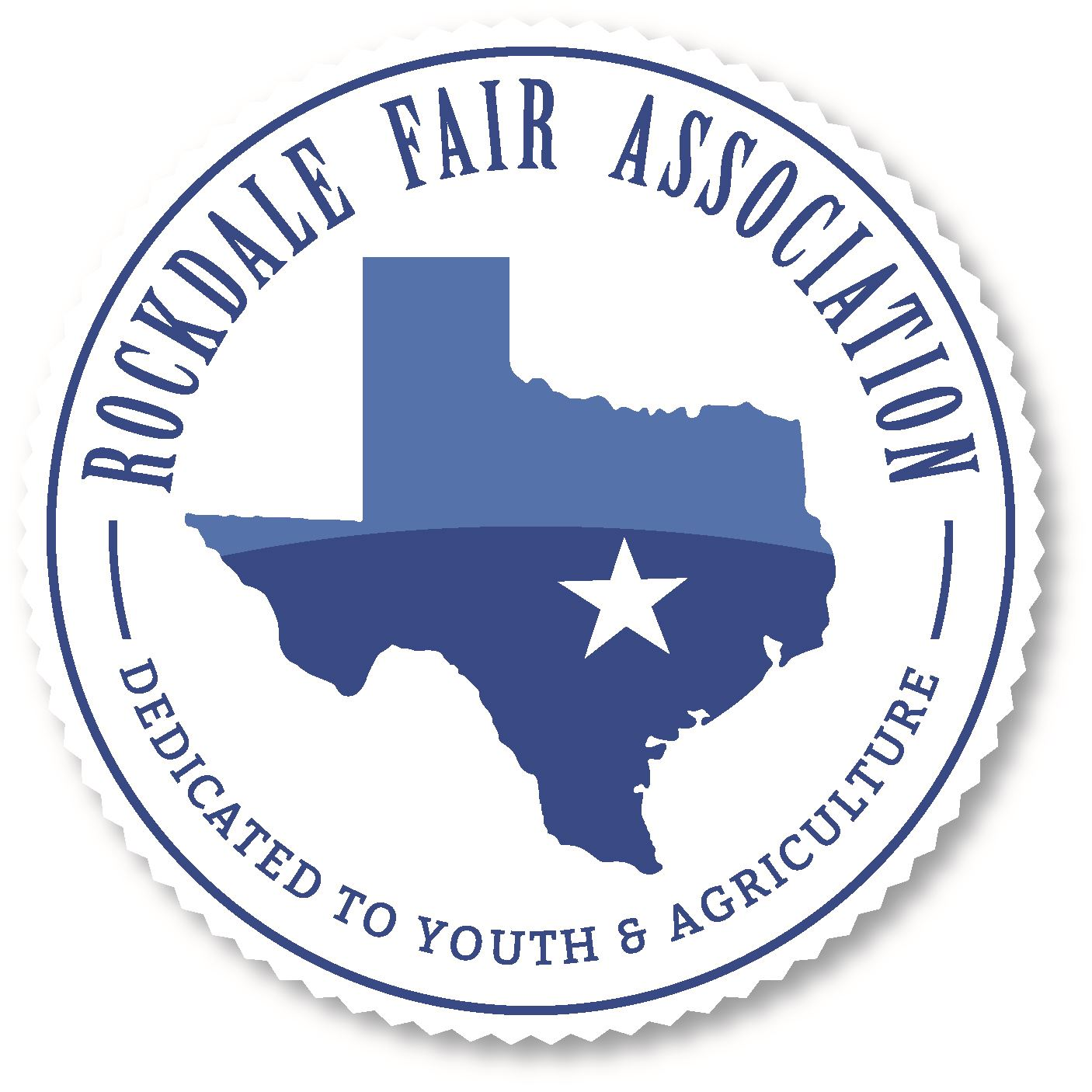 Rockdale Fair Association Logo